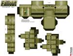Fallout papercraft page-1