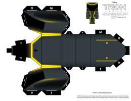 TRON CLU cubeecraft XL pt2