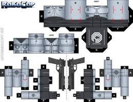 ROBOCOP Cubeecraft XL pt-1
