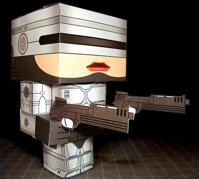 Robocop PIX by randyfivesix