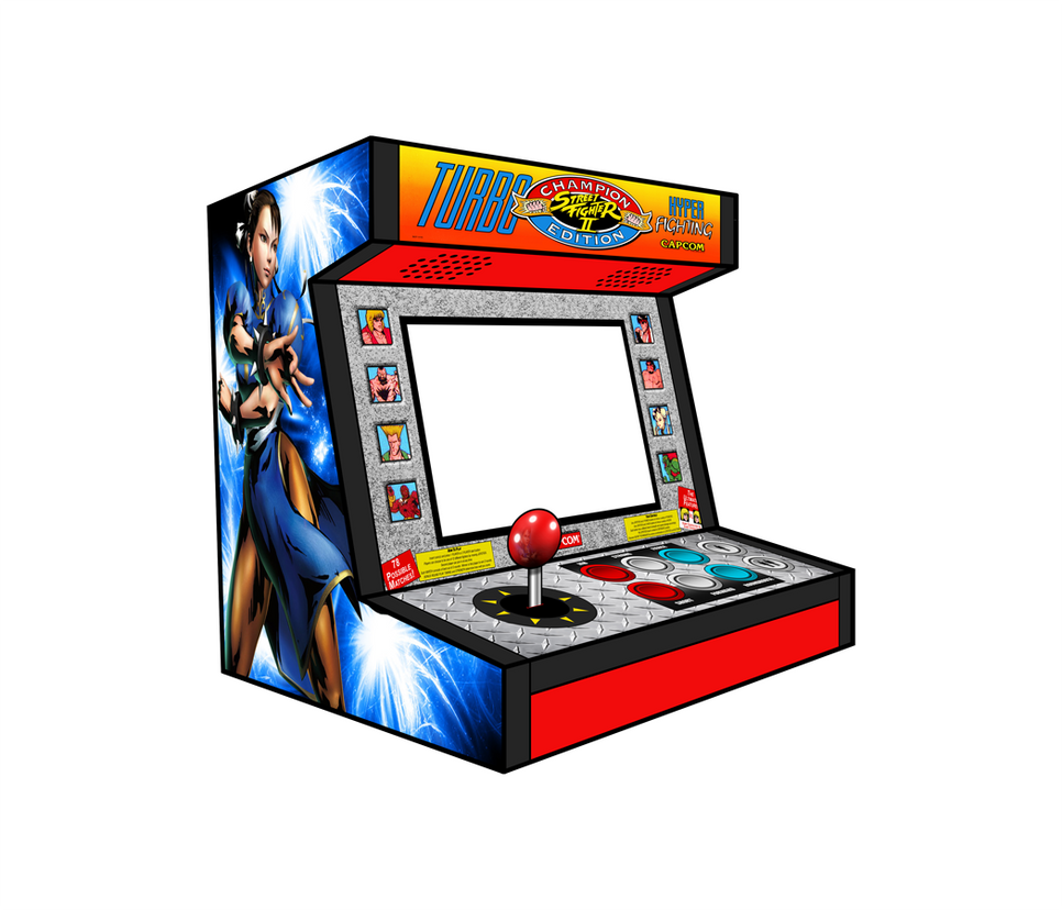 PREVIEW_MINI ARCADE by randyfivesix