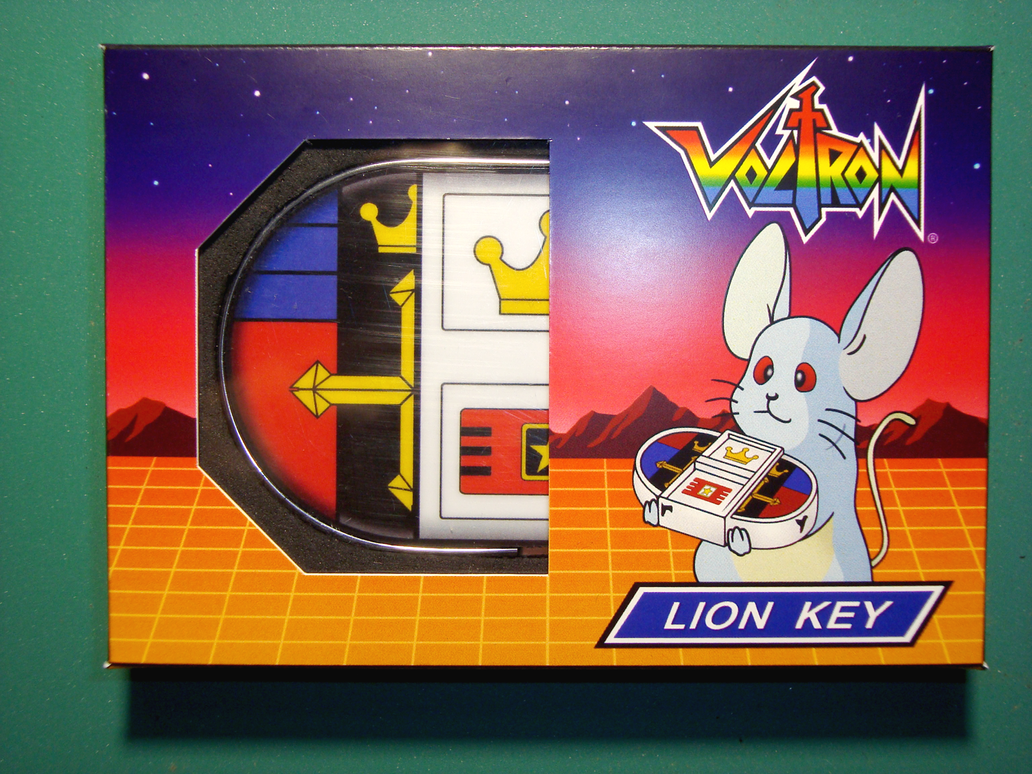 Lion Key randyfivesix 001 by randyfivesix