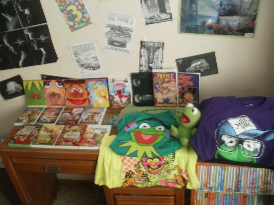 My Muppets Dvd Collection