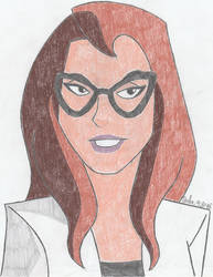 Dr. Stephanie Lake by JohnMarkee1995