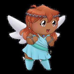 Raffle Prize Chibi- Sailor Aquila