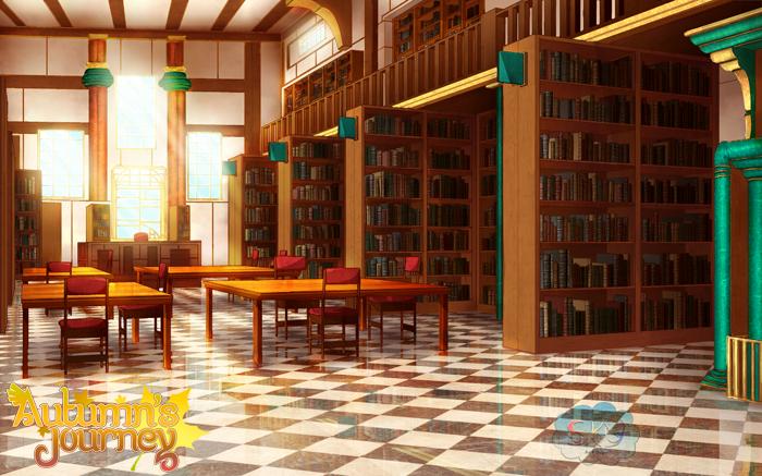 Library Background By SKY Morishita