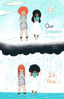 Struggle-print by SKY-Morishita