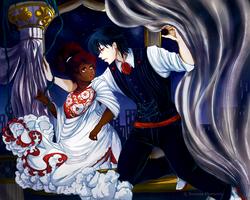 Love! Love! Fighting! Desktop by SKY-Morishita