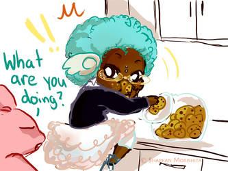 Cookie Snatcher by SKY-Morishita