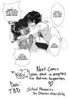 Patreon One-shot comic by SKY-Morishita