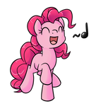 Singing Pinkie Pie