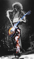 Jimmy Page Les Paul by xfreekyx