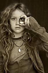 Adella's Looking Glass by jemapellenicoletta