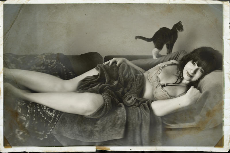 Sophie and Loki by jemapellenicoletta