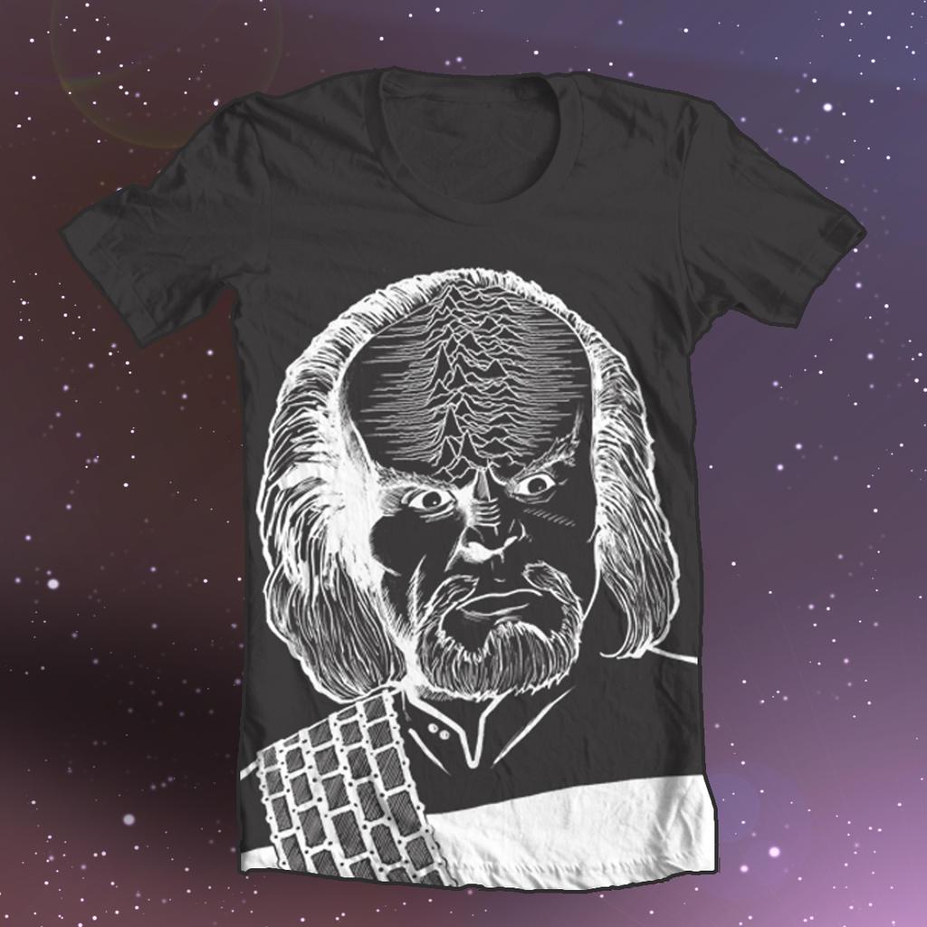 Klingon Pleasures Tee Redux by Nick-OG