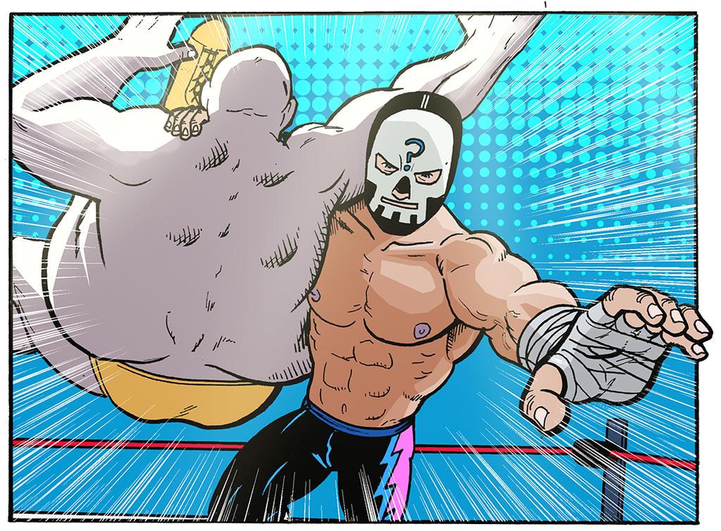 SuperUnknown vs. BOB by Nick-OG