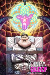 Beyond The Wall of Sleep Cover by Nick-OG