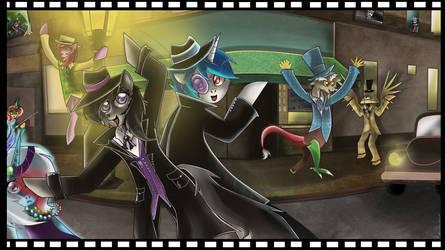 ...Mafia Wakes! by MonotoneInkwell