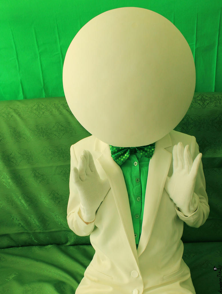 Doc Scratch Cosplay. by MonotoneInkwell