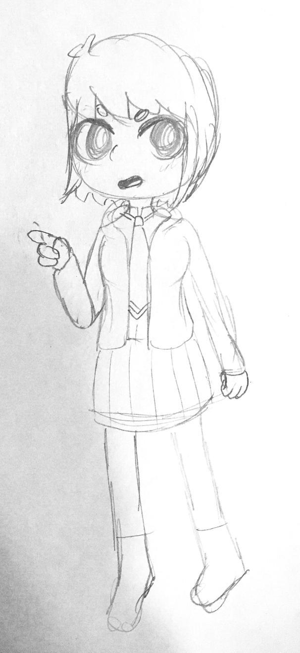 Aishiun Doodle by EnderDurant