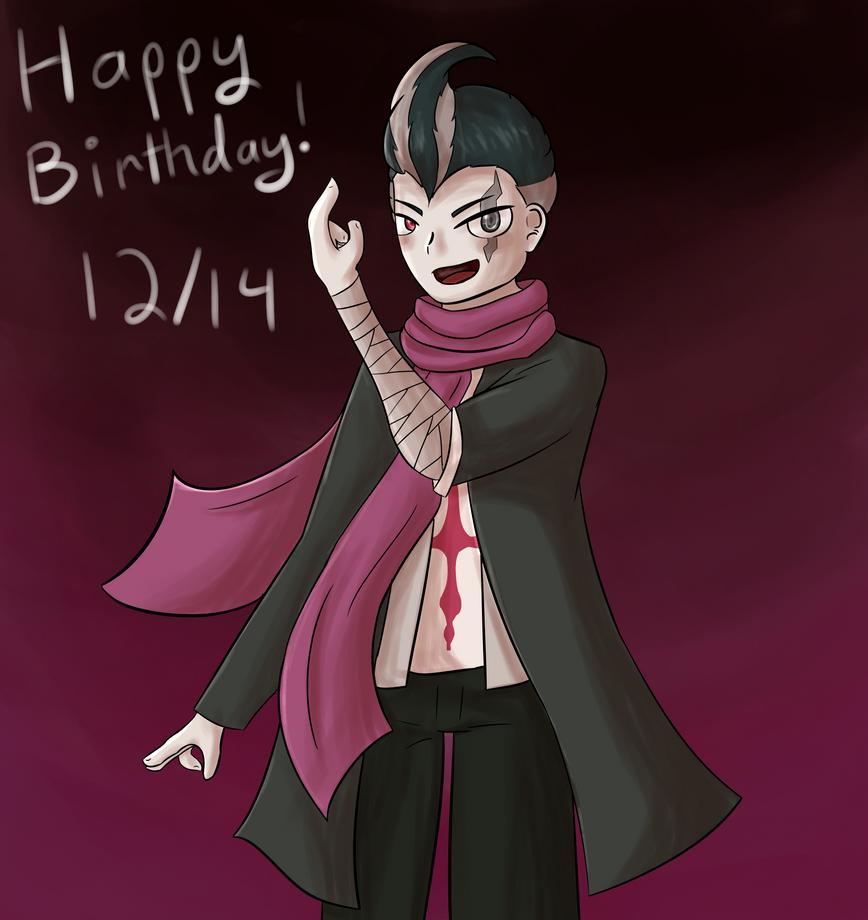 Happy Birthday Gundham Tanaka! by EnderDurant