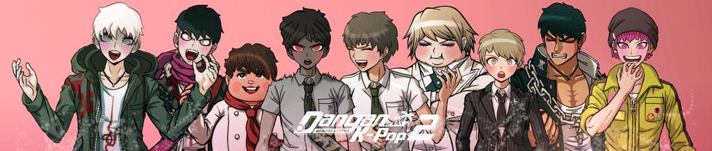 Super Dangan KPop 2 (Sprite Edits) by EnderDurant