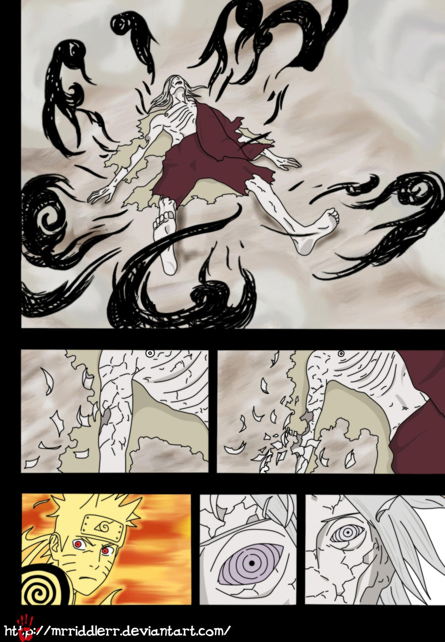 naruto manga 550 by mrriddlerr d45ic9h My kids both learned what no meant before they were speaking.
