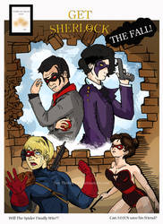 Sherlock favourites by LeonLai424 on DeviantArt