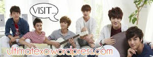 Promotional Banner w/ Exo K