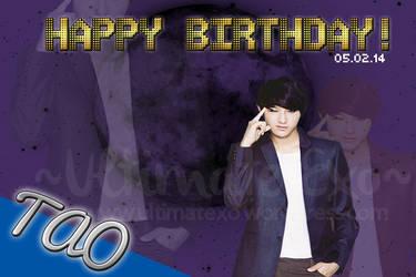 Happy Birthday Tao!