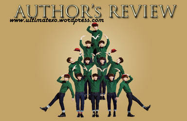 Author's Review Graphic