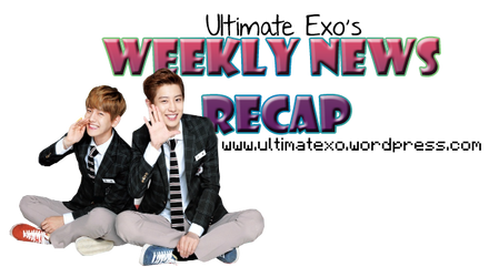Weekly News Recap Graphic
