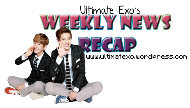 Weekly News Recap Graphic by UltimateExo