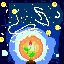 Glowing Plant(pixel art) by Janix-Tiramisu