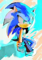 Sonic by natty650