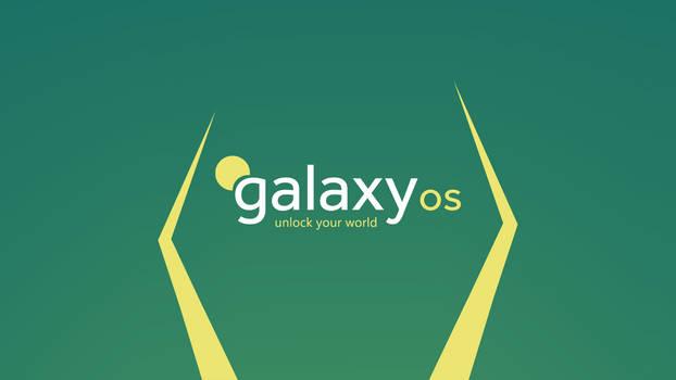 GalaxyOS - Wallpaper Two