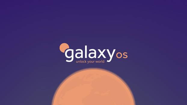 GalaxyOS - Wallpaper Three
