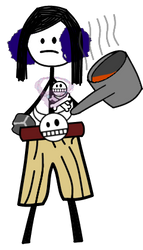 Current Kingdom of Loathing Character