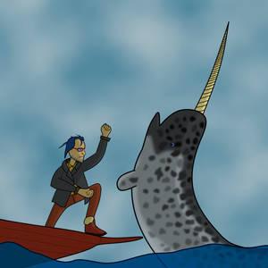 Captain Vermillion, Whale Puncher
