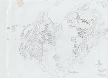 Random World Map