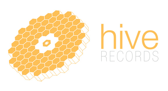 Hive Records Logo Design 2 by OBEY-OBEY
