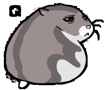 Q, my ham by sketchi