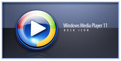WMP11 Dock Icon by reaLmeNGele