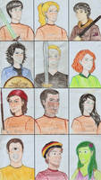 Percy Jackson and characters 1