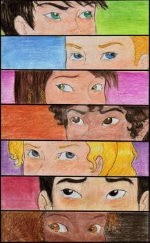 The Heroes of Olympus