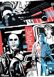 Drive, poster version