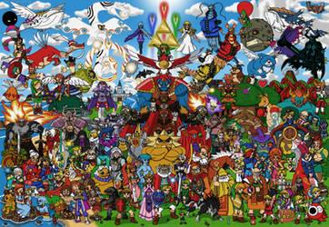 Zelda Anthology by Lwiis64