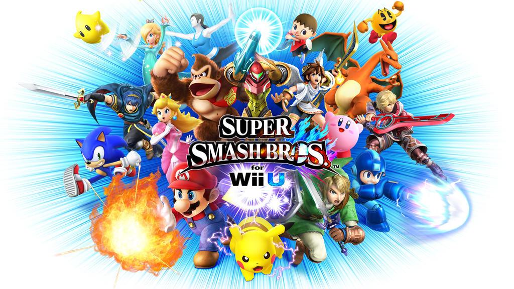SSB Wii U Wallpaper by Lwiis64