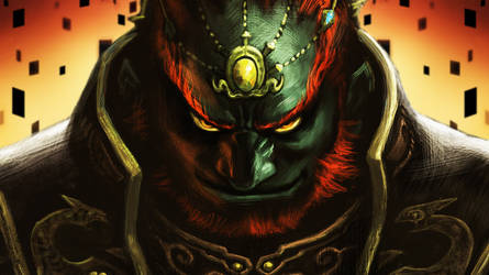 Ganondorf - Out of Twilight by Lwiis64