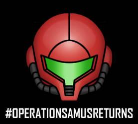 #OperationSamusReturns by Lwiis64